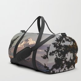 Hide And Go Mountain - 44/365 Duffle Bag