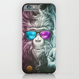 Smoky iPhone Case
