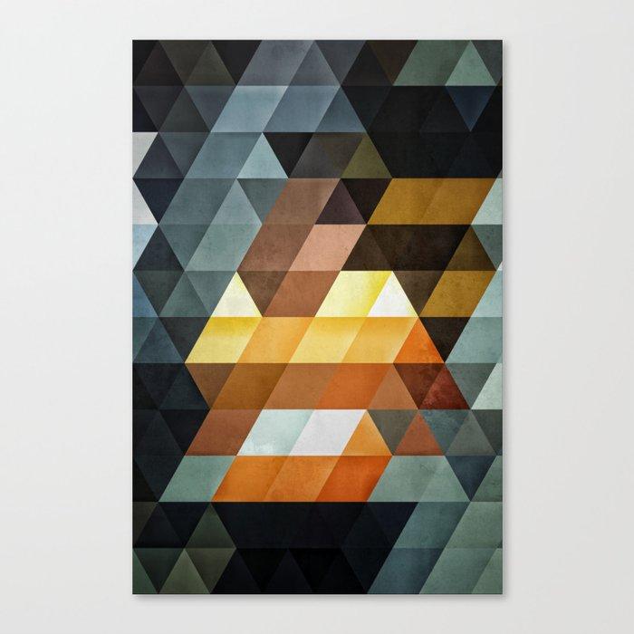 gyld^pyrymyd Canvas Print