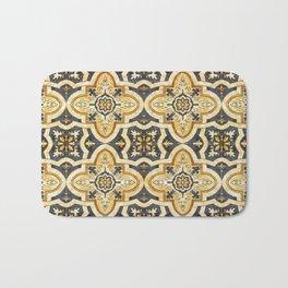 Ornamental pattern Bath Mat