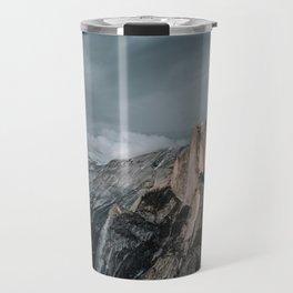 Yosemite's Half Dome Travel Mug