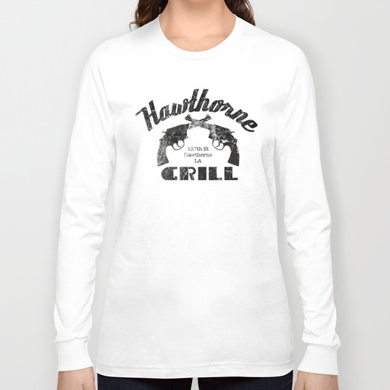 All right, everybody be cool, this is a robbery! Long Sleeve T-shirt