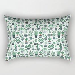 Ms Botany Greenery Rectangular Pillow