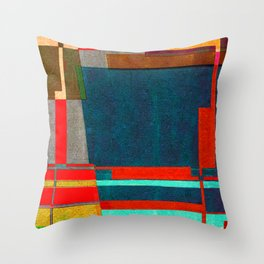 Knock Nevis Throw Pillow