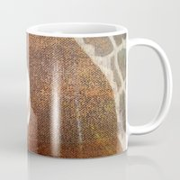 thanksgiving Mugs featuring Thanksgiving by Bonnie M. Cummings ~ BeauCollage