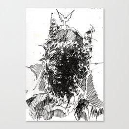 Bizzarro Apocolypse Canvas Print