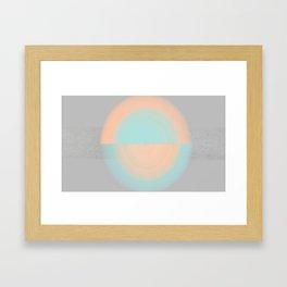 CB II Framed Art Print