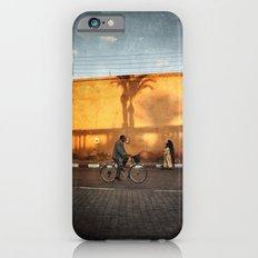 vélocipède sunset iPhone 6s Slim Case