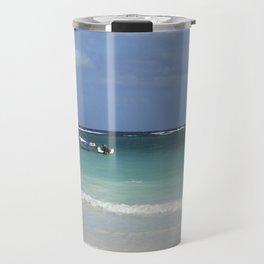 Carribean sea 12 Travel Mug