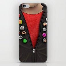 Badges iPhone & iPod Skin