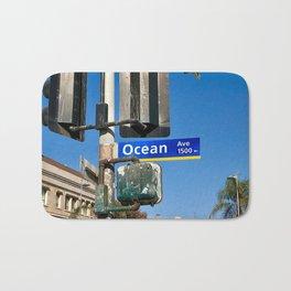 Ocean Avenue Bath Mat