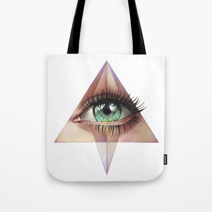 Eye of Providence Tote Bag