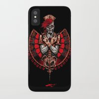 nurse iPhone & iPod Cases featuring Nurse by Davide Ferri