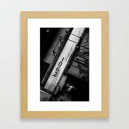 TenSixtyTwo Framed Art Print