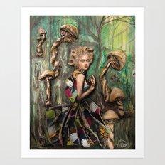 Enchantress Art Print