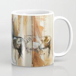 Ruidoso Wild Horses Coffee Mug
