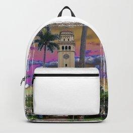 University of Puerto Rico - Main tower Rio Piedras Backpack