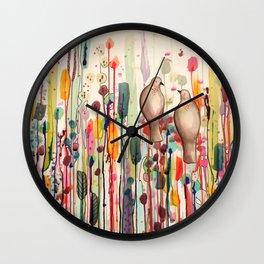 l'un pour l'autre Wall Clock