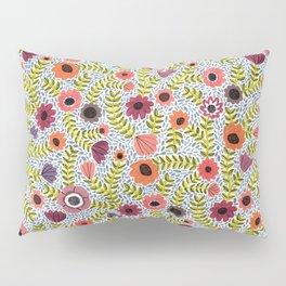 Floral by Veronique de Jong Pillow Sham