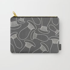 king oyster mushrooms Carry-All Pouch