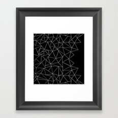 Angry Ab Framed Art Print