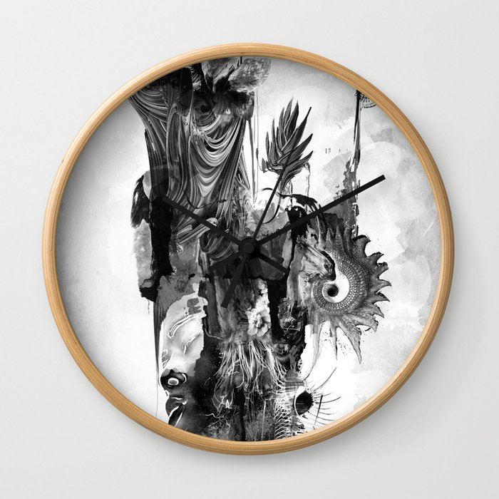 Smother Wall Clock