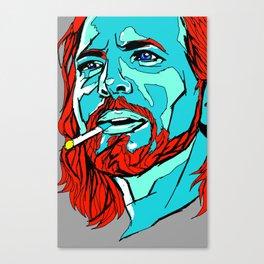 Imagine in cornice Canvas Print