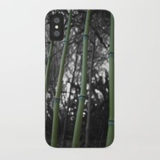 What Would You Do For Bamboo? Slim Case iPhone X