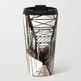 Shadowed Bridge Travel Mug