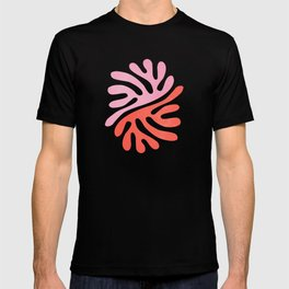 Star Leaves: Matisse Color Series   Mid-Century Edition T-shirt