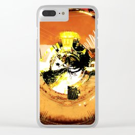 Uncle Joe Clear iPhone Case