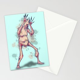 The Pale Man Stationery Cards