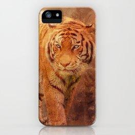 Tiger Spirit iPhone Case