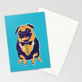 Henry the Pug Stationery Cards