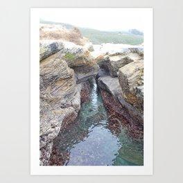 Cove Art Print