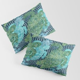 sea turtles Pillow Sham