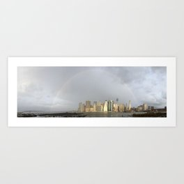 The Morning After Art Print