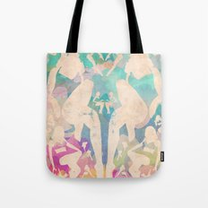 Rorshach Vacation Tote Bag
