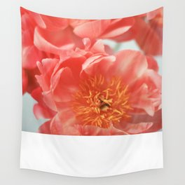 Paeonia #6 Wall Tapestry