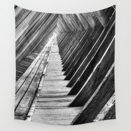 Graduation tower Wall Tapestry