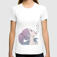 pills T-shirts featuring -Pills by Victoria Ripalda Tamame