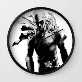 One Punch-Man Saitama 5 Wall Clock