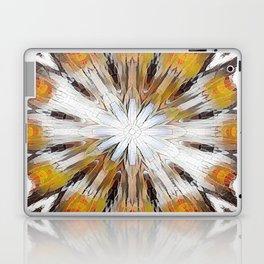 Sunburst Abstract Laptop & iPad Skin