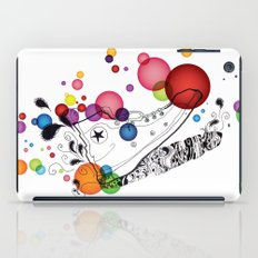 Rolly pop shoes iPad Case