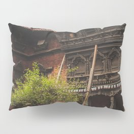 Architecture of Kathmandu City 001 Pillow Sham