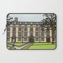Cambridge struggles: Christ's College Laptop Sleeve