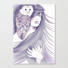 Sorceress Canvas Print