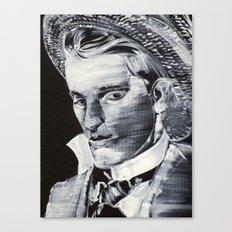BOSIE - LORD ALFRED DOUGLAS Canvas Print
