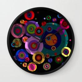 Abstract #320 Wall Clock