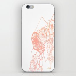 efflorescent #16.1 iPhone Skin